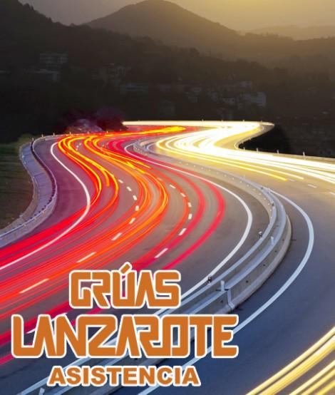 Grúas Lanzarote Asistencia S.L. – Servicios